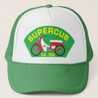 Casquette vert de correction de SuperCub