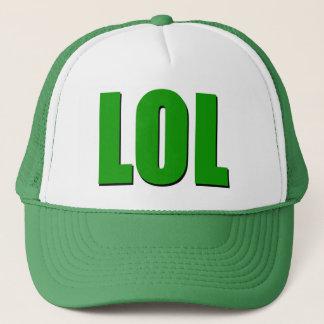 Casquette Vert de LOL