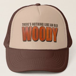 Casquette Vieux Woody