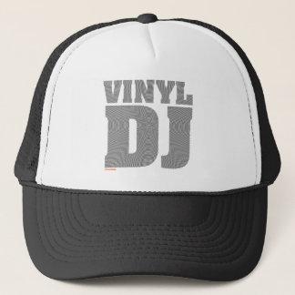Casquette Vinyle DJ