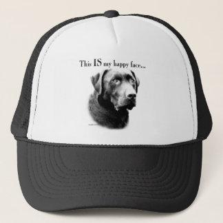 Casquette Visage heureux de Labrador