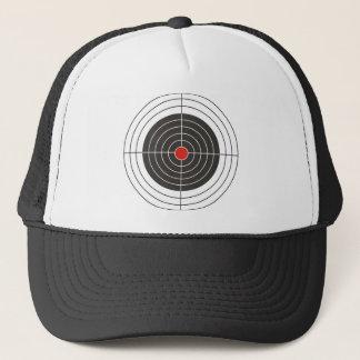 Casquette Visez le tir pour le tireur d'arme à feu, de fusil