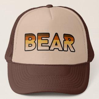 Casquette Vitesse 2 de logo d'ours