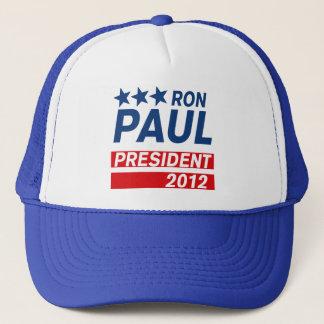 Casquette Vitesse de président 2012 campagne de Ron Paul