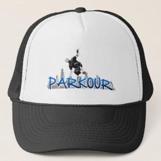 Casquette Vitesse urbaine de Parkour