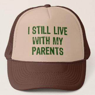 Casquette Vivez avec des parents