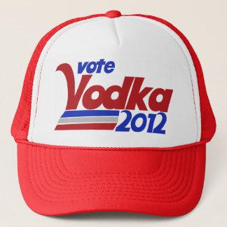 Casquette Vodka de vote