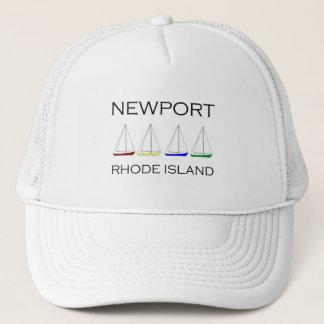 Casquette Voiliers de Newport Île de Rhode