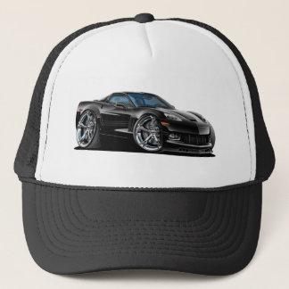 Casquette Voiture 2010-12 noire de Corvette