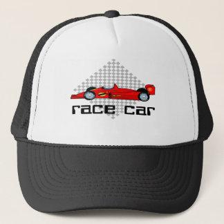 Casquette voiture de course