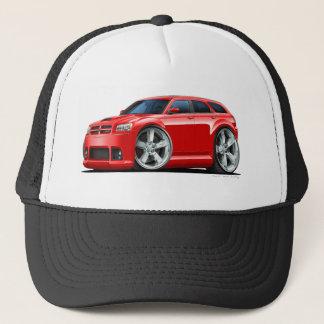 Casquette Voiture de rouge de magnum de Dodge