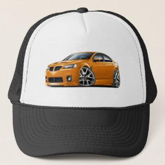 Casquette Voiture d'orange de Pontiac G8 GXP