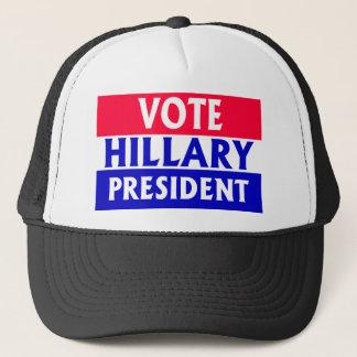 Casquette Vote Hillary Clinton