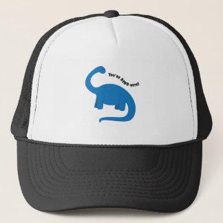 Casquette Vous êtes des Dino-Acarides !