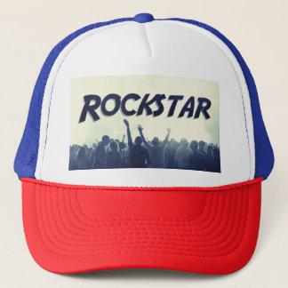 Casquette Vous êtes un Rockstar !