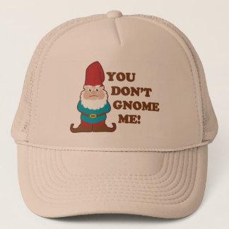 Casquette Vous ne faites pas gnome je !