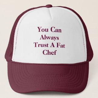 Casquette Vous pouvez toujours faire confiance à un gros