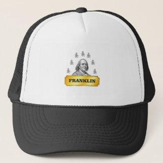 Casquette voûte de presse de Franklin