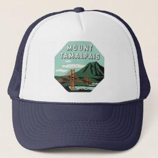 Casquette Voyage vintage, montagne ou bâti Tam de Tamalpais