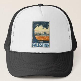 Casquette Voyage vintage Palestine