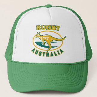 Casquette Wallaby de kangourou de l'Australie de rugby