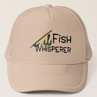 Casquette Whisperer de poissons
