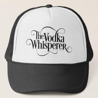 Casquette Whisperer de vodka