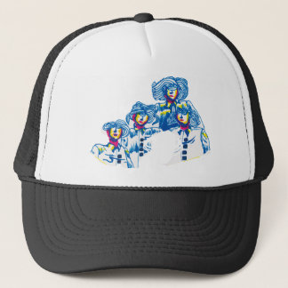 Casquette wondercrowd-tentacules