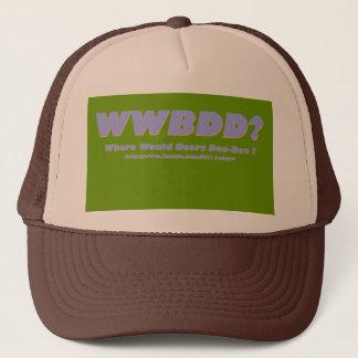Casquette WWBDD ? Où doo-doo d'ours ?