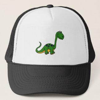 Casquette XX bande dessinée mignonne adorable de dinosaure