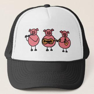 Casquette XX trois petits porcs musicaux