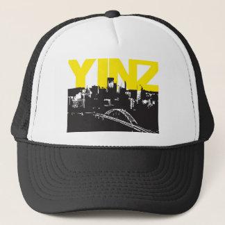 Casquette Yinz Pittsburgh