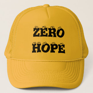Casquette zéro d'espoir