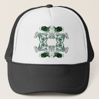 Casquette zombie third eye
