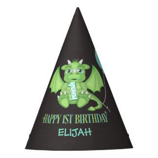 Casquettes de papier de partie de ęr anniversaire chapeaux de fètes