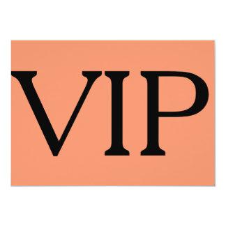 Cass VIP de Kyle Carton D'invitation 12,7 Cm X 17,78 Cm