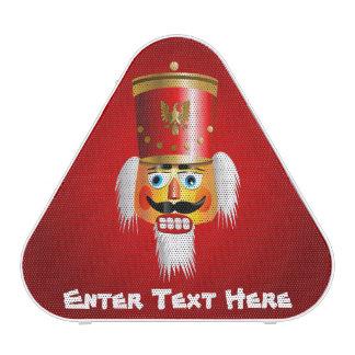 Casse-noix de Noël Haut-parleur Bluetooth