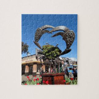 Casse-tête de statue de crabe du pilier 39 de San Puzzle
