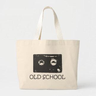 Cassette de vieille école ! grand sac