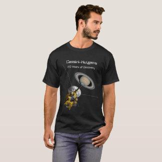 Cassini Huygens mission de 20 ans à Saturn T-shirt