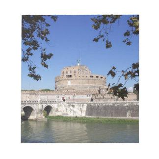 Castel Sant Angelo Blocs Notes