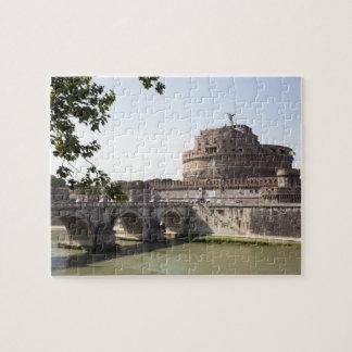 Castel Sant'Angelo est situé près de vatican, 4 Puzzle