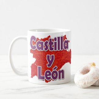 Castille et Léon Mug