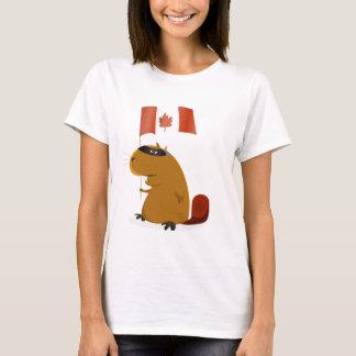 Castor de jour du Canada T-shirt