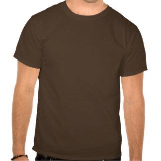 Castor drôle et grossier t-shirt