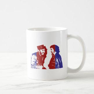 Castro et Che Mug