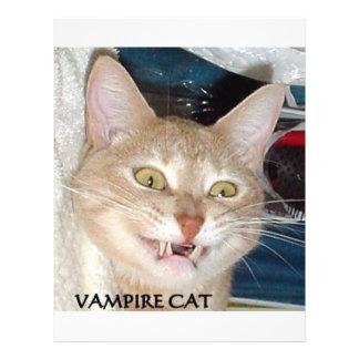 CAT DE VAMPIRE TRACT