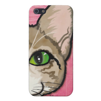 Cat Power - Coques iPhone 5
