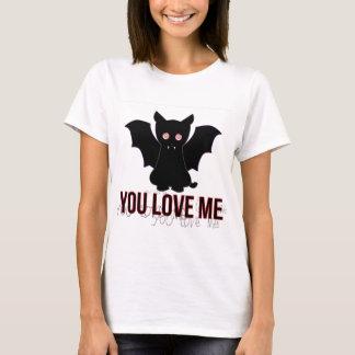 Cat Vam Pirin : You Love Moi T-shirt