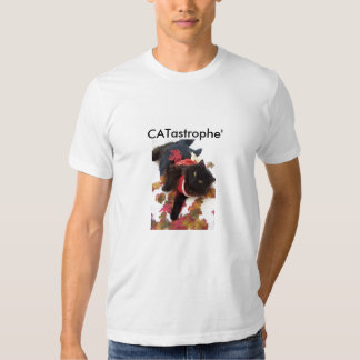 CATastrophe T-shirts